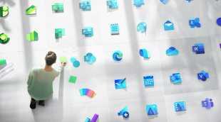 Microsoft unveils new icons and new Windows 10 logo