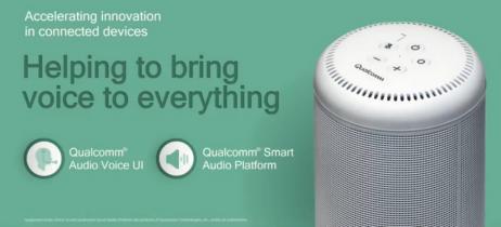 Qualcomm apresenta Smart Audio Platform com suporte à assistente Cortana