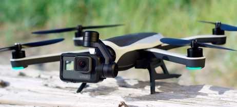 GoPro deixa mercado de drones e está aberta para compradores
