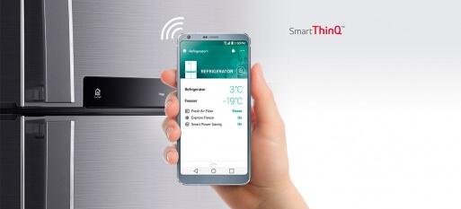 LG vai lançar produtos de inteligência artificial com a marca ThinQ