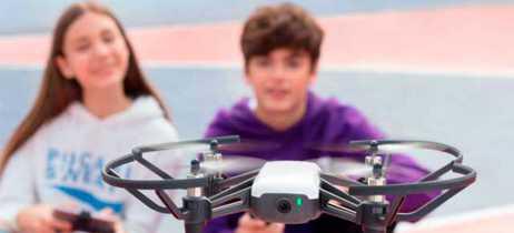 DJI e Ryze Robotic trabalham juntas para produzir drone de US$ 99