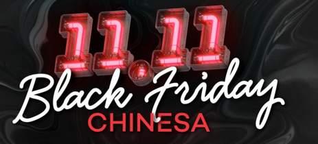 Black Friday Chinesa! celulares, drones, smartwatches e fones com