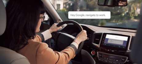 Google Assistant será lançada para carros com Android Auto