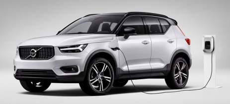 Volvo planeja vender apenas carros elétricos até 2030