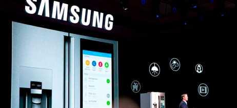 Samsung vai colocar inteligência artificial em todos os seus produtos até 2020