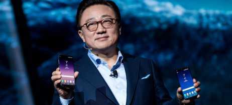 Samsung confirma que Galaxy S9 será lançado na MWC 2018