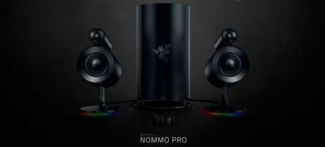 Razer apresenta a linha de caixas de som Nommo na CES 2018