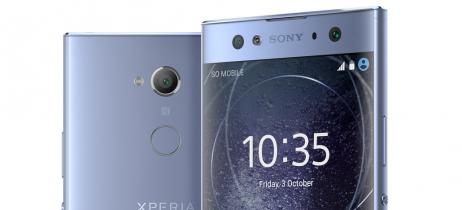 Sony apresenta novos smartphones Xperia XA2 e Xperia XA2 Ultra