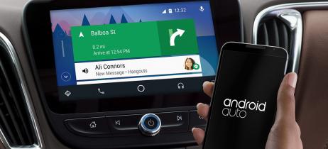 Google Assistant chega ao Android Auto com conexão sem fio
