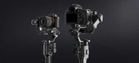 DJI anuncia Ronin-S, seu primeiro estabilizador para câmeras DSLR e mirrorless