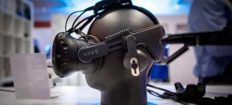 Óculos VR da HTC poderá ser usado sem fio com novo adaptador