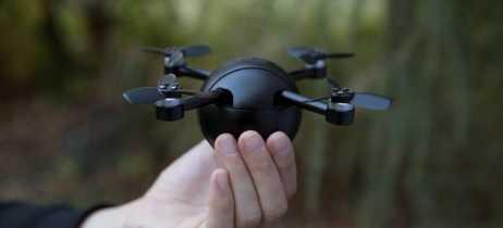 PITTA é a câmera de ação modular que pode se transformar em um drone