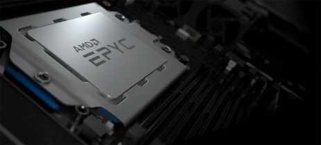 AMD atualiza família de processadores EPYC 7Fx2 para alto desempenho