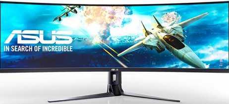 Asus anuncia dois novos monitores para consoles com tecnologia FreeSync