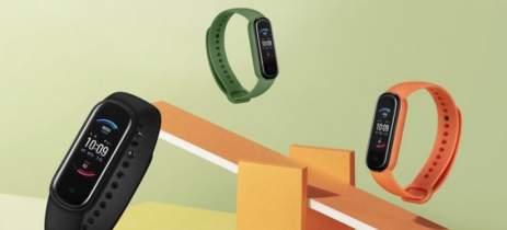 Amazfit Band 5 traz tela AMOLED, monitor de oxigênio no sangue e suporte para a Alexa