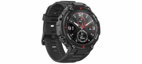 Amazfit T-Rex - smartwatch ultra-durável estilo Casio G-Shock, é lançado na CES