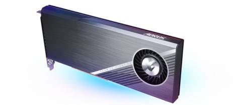 Aorus Gen4 NVMe AIC é um SSD de 2TB com velocidades de até 15.000 MB/s