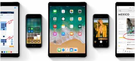 Apple lança update iOS 11.3 com solução para limitação de bateria do iPhone