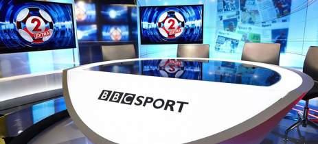 BBC compartilha fotos de seus sets vazios durante a pandemia