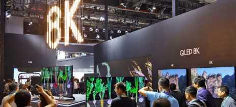 Indústria estabelece padrões para televisores com resolução 8K