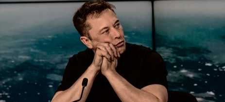 Elon Musk responde Sacha Baron Cohen com #DeleteFacebook no Twitter
