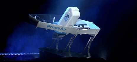 Amazon é liberada para começar testes de entrega por drone