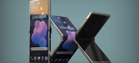 Nova patente sugere o desenvolvimento de um celular dobrável da HTC