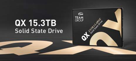 TeamGroup lança SSD de 15.3TB