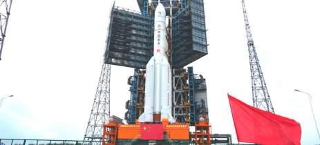 China será o terceiro país do mundo a coletar amostras de solo da Lua