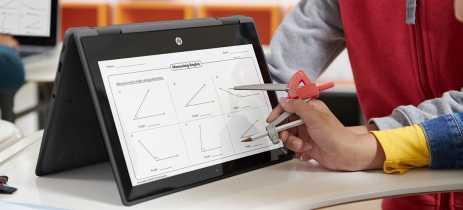 HP anuncia três novos Chromebooks com foco em educação