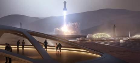 SpaceX diz que fará suas próprias leis para as colônias em Marte