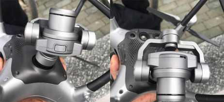 Vazam supostas fotos e especificações do drone DJI Phantom 5