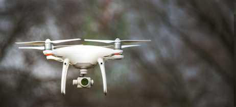 DJI recebe certificação de novo controle para drone da linha Phantom