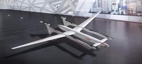 Autoflight anuncia o V400 eVTOL seu drone e cargas e de passageiros