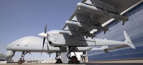 Drone militar Aksungar da Turquia voa por 28 horas com a mesma carga