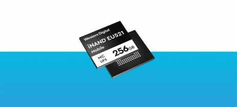 Western Digital lança dispositivo UFS 3.1 com gravação de 800MB/s