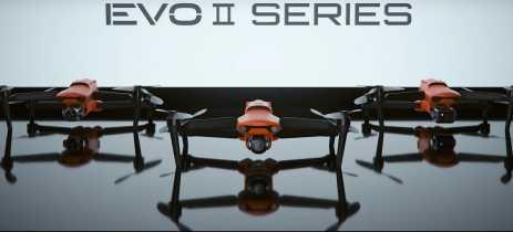 Autel EVO II começa a ser vendido oficialmente hoje a partir de US$ 1.495