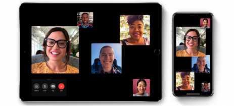 FaceTime da Apple terá correção de contato com os olhos do usuário no iOS 13