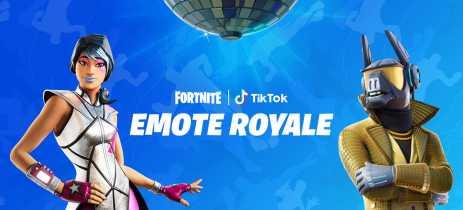 Fortnite realiza concurso de dança no TikTok para encontrar seu próximo emote