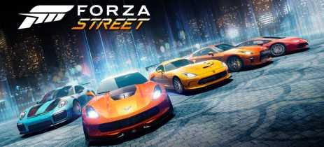 Forza Street para iOS e Android será lançado no dia 5 de maio