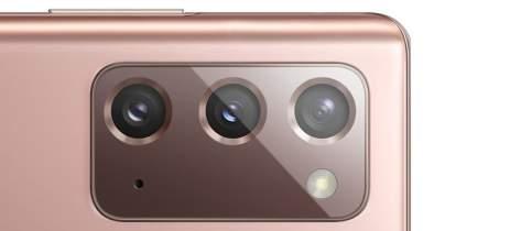 Especificações das câmeras do Galaxy Note 20 e Note 20 Ultra vazam antes do lançamento