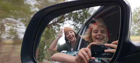 Veja as primeiras fotos  e vídeos  feitos com o Samsung Galaxy S9 e Galaxy S9+