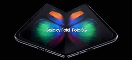 Galaxy Fold 2: próximo dobrável da Samsung pode ter tela com vidro ultra fino