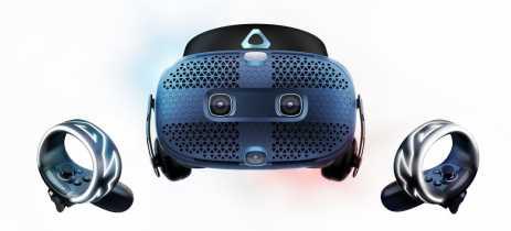 HTC Vive Cosmos chega às lojas em outubro prometendo um grande salto de qualidade