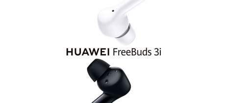 Huawei Freebuds 3i é lançado no mercado da Índia por US$ 135