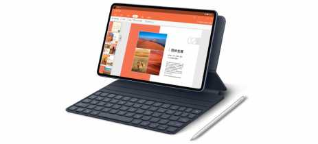 Huawei anuncia o poderoso tablet MatePad Pro com Kirin 990 e até 8GB de RAM