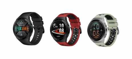 Imagens e detalhes do Huawei Watch GT 2e vazam antes do lançamento no dia 26 de março