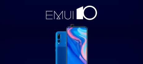 Huawei Y9 Prime (2019) começa a receber a atualização para a EMUI 10, baseada no Android 10