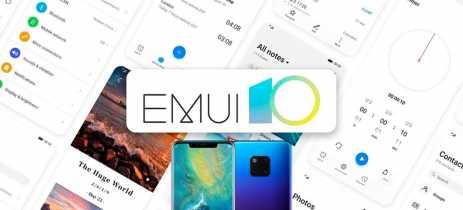 Smartphones da linha Huawei Mate 20 começam a receber a atualização para EMUI 10