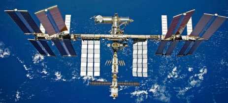 Astronautas podem ter finalmente consertado um instrumento da ISS no valor de US$ 2 bilhões